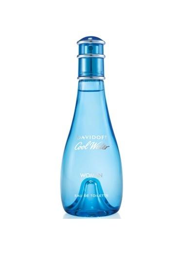 Davidoff  Cool Water Edt 50Ml Kadın Parfüm Renksiz